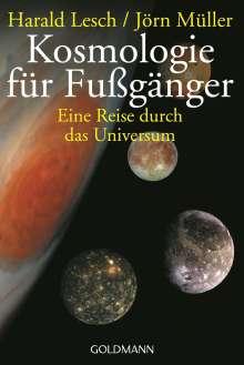 Harald Lesch: Kosmologie für Fußgänger, Buch
