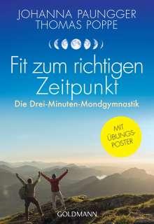 Johanna Paungger: Fit zum richtigen Zeitpunkt, Buch