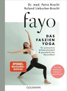 Petra Bracht: FaYo - Das Faszien-Yoga, Buch