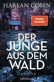 Harlan Coben: Der Junge aus dem Wald, Buch