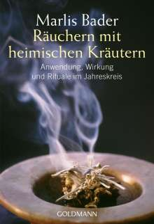 Marlis Bader: Räuchern mit heimischen Kräutern, Buch