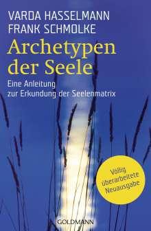 Varda Hasselmann: Archetypen der Seele, Buch