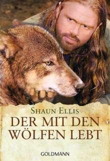 Shaun Ellis: Der mit den Wölfen lebt, Buch