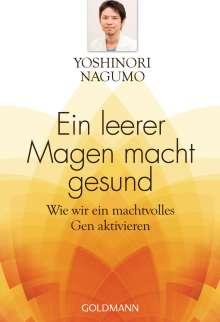 Yoshinori Nagumo: Ein leerer Magen macht gesund, Buch