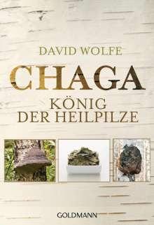 David Wolfe: Chaga, Buch