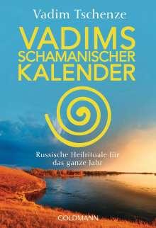 Vadim Tschenze: Vadims schamanischer Kalender, Buch