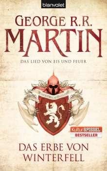 George R. R. Martin: Das Lied von Eis und Feuer 02. Das Erbe von Winterfell, Buch