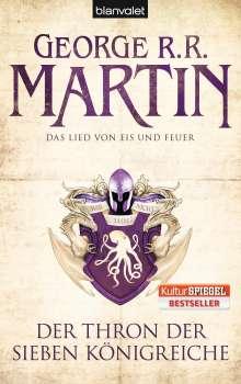 George R. R. Martin: Das Lied von Eis und Feuer 03. Der Thron der Sieben Königreiche, Buch