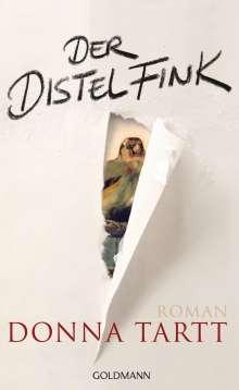 Donna Tartt: Der Distelfink, Buch