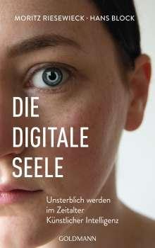 Moritz Riesewieck: Die digitale Seele, Buch