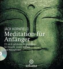 Jack Kornfield: Meditation für Anfänger, Buch