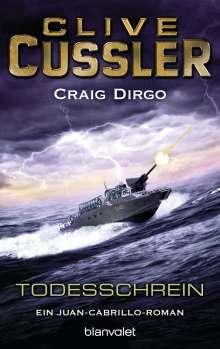 Clive Cussler: Der Todesschrein, Buch