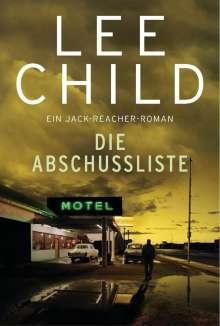 Lee Child: Die Abschussliste, Buch