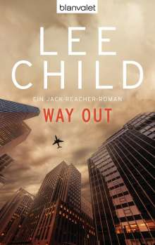Lee Child: Way Out, Buch