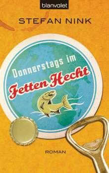 Stefan Nink: Donnerstags im Fetten Hecht, Buch