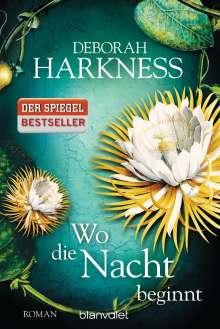 Deborah Harkness: Wo die Nacht beginnt, Buch