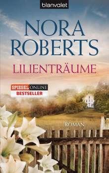 Nora Roberts: Lilienträume, Buch