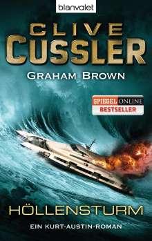 Clive Cussler: Höllensturm, Buch