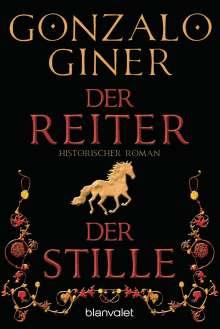 Gonzalo Giner: Der Reiter der Stille, Buch