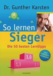 Gunther Karsten: So lernen Sieger, Buch