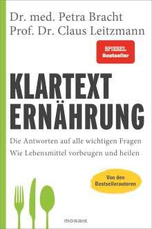 Petra Bracht: Klartext Ernährung, Buch