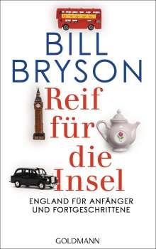 Bill Bryson: Reif für die Insel, Buch