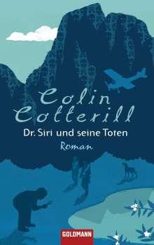 Colin Cotterill: Dr. Siri und seine Toten, Buch