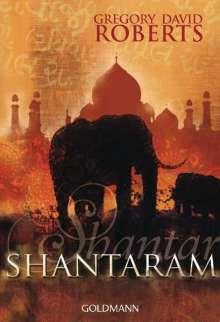 Gregory David Roberts: Shantaram, Buch