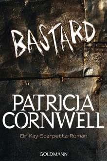 Patricia Cornwell: Bastard, Buch
