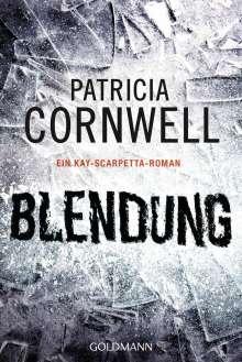 Patricia Cornwell: Blendung, Buch