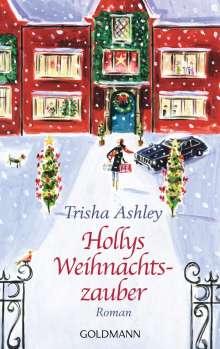 Trisha Ashley: Hollys Weihnachtszauber, Buch