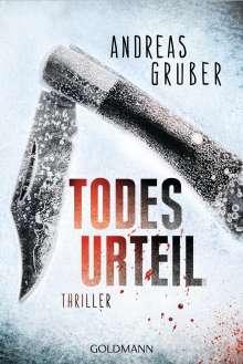 Andreas Gruber: Todesurteil, Buch