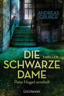 Andreas Gruber: Die schwarze Dame, Buch