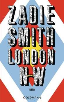 Zadie Smith: London NW, Buch