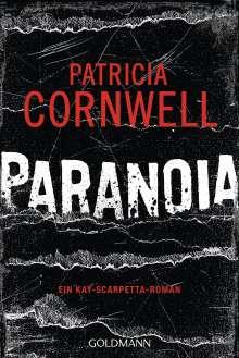 Patricia Cornwell: Paranoia, Buch