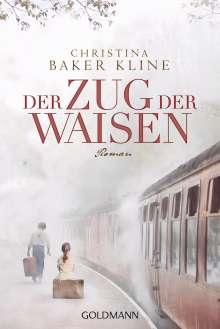 Christina Baker Kline: Der Zug der Waisen, Buch