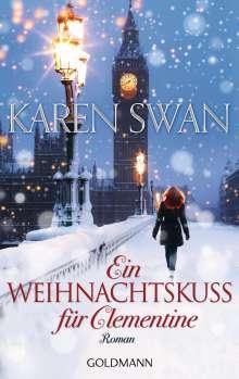 Karen Swan: Ein Weihnachtskuss für Clementine, Buch