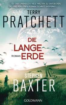 Terry Pratchett: Die Lange Erde, Buch