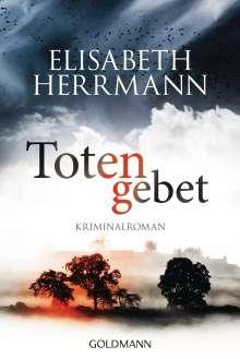 Elisabeth Herrmann: Totengebet, Buch