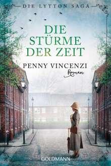 Penny Vincenzi: Die Stürme der Zeit, Buch