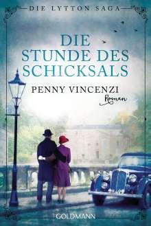 Penny Vincenzi: Die Stunde des Schicksals, Buch