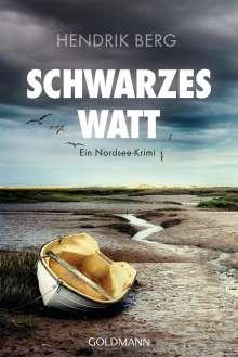 Hendrik Berg: Schwarzes Watt, Buch
