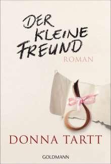 Donna Tartt: Der kleine Freund, Buch