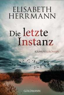 Elisabeth Herrmann: Die letzte Instanz, Buch