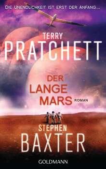 Terry Pratchett: Der Lange Mars, Buch