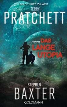 Terry Pratchett: Das Lange Utopia, Buch