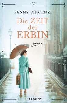 Penny Vincenzi: Die Zeit der Erbin, Buch
