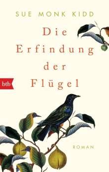 Sue Monk Kidd: Die Erfindung der Flügel, Buch