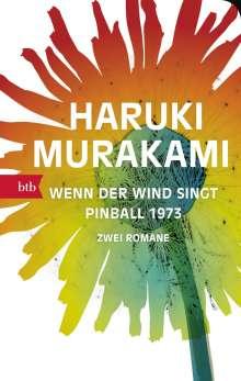Haruki Murakami: Wenn der Wind singt / Pinball 1973, Buch