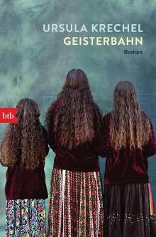 Ursula Krechel: Geisterbahn, Buch